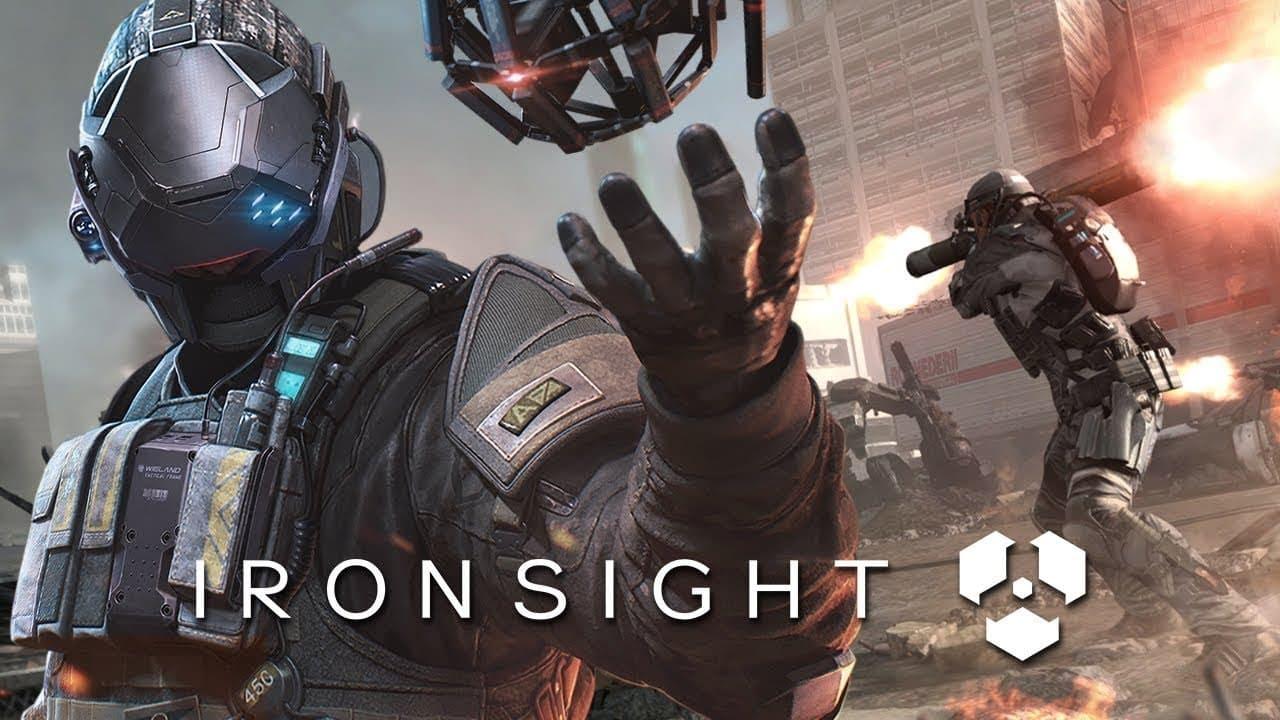 Ironsight [CPS] RU + CIS