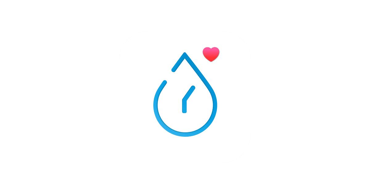 Напоминание о питье воды