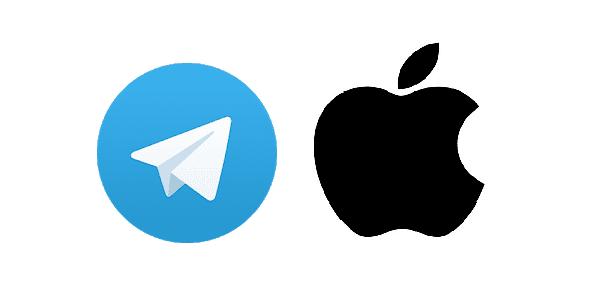 Telegram iPhone iPad