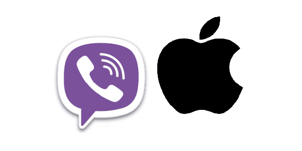 Viber iPhone iPad