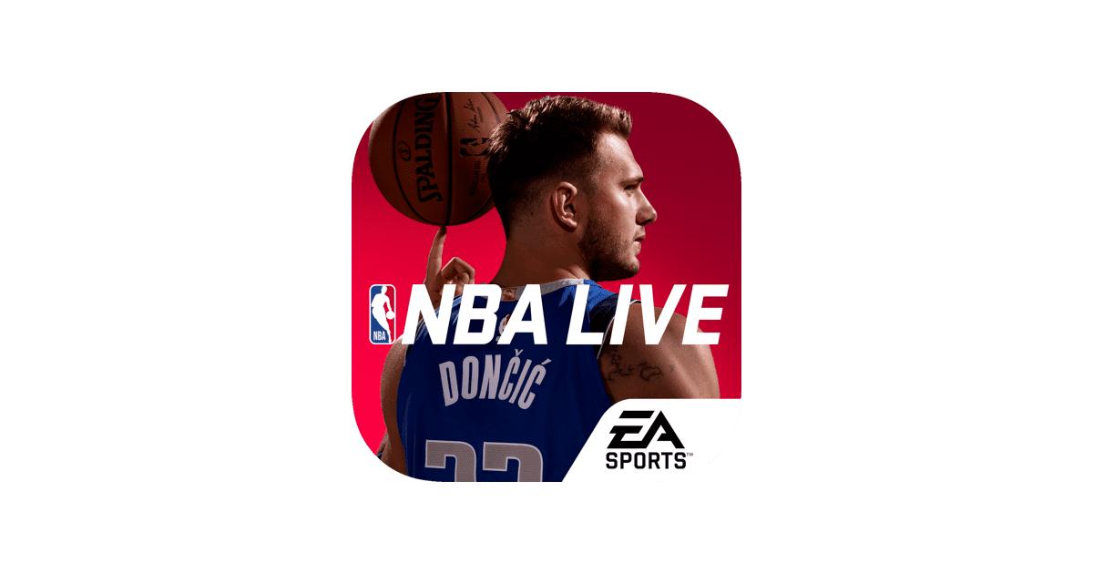 NBA LIVE Mobile Баскетбол